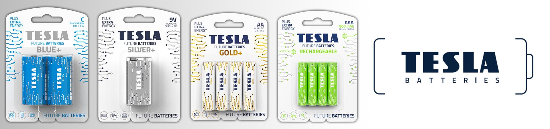 Tesla baterie