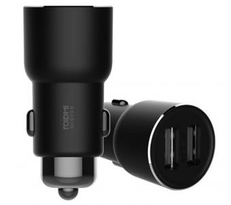 - Ładowarka FM Bluetooth Xiaomi Roidmi 3S transmiter - czarna
