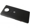 00813X3 - Klapka baterii Microsoft Lumia 950 XL/ Lumia 950 XL Dual SIM - czarna (oryginalna)