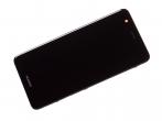 02351CKD - Obudowa przednia z ekranem dotykowym i wyświetlaczem Huawei Nova Dual SIM/ Nova - czarna (oryginalna...