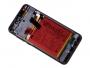 02351CTJ, 02351DMR, 02351VBT, 02351DYM - Obudowa przednia z ekranem dotykowym i wyświetlaczem LCD Huawei P8 Lite (2017)/ P9 Lite (2017) - czarna (oryginalna)
