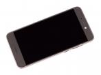 02351DLS, 02351DLD, 02351DNF, 02351VBR - Obudowa przednia z ekranem dotykowym i wyświetlaczem LCD Huawei P8 Lite (2017)/ P9 Lite (2017) - zło...