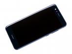 02351FSL - Obudowa przednia z ekranem dotykowym i wyświetaczem Huawei P10 Lite/ P10 Lite Dual SIM - niebieska (...