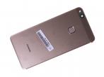 02351FXC - Klapka baterii Huawei P10 Lite - złota (oryginalna)
