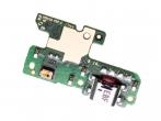 02351JPD - Płytka ze złączem USB i mikrofonem Huawei P8 Lite (2017)/P9 Lite (2017) (oryginalna)