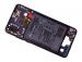 02351VTL, 02351WKJ - Korpus/ ramka kompletna z baterią Huawei P20 - czarny (oryginalny)