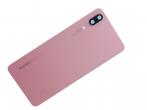 02351WKW - Klapka baterii Huawei P20 - różowa (oryginalna)