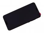 02351WQK - Oryginalny wyświetlacz lcd + ekran dotykowy Huawei P20 Pro/ P20 Pro Dual SIM - czarny