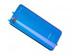 02351XPJ - Klapka baterii Huawei Honor 10 - niebieska (oryginalna)