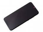 02352HGU - Obudowa przednia z ekranem dotykowym i wyświetlaczem Huawei Honor 10 Lite - sky blue (oryginalna)