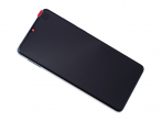 02352NLP - Obudowa przednia z ekranem dotykowym i wyświetlaczem Huawei P30 - Breathing Crystal (oryginalna)