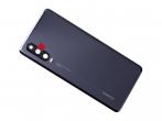 02352NMM - Klapka baterii Huawei P30 - czarna (oryginalna)