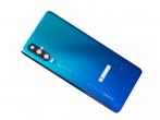 02352NMN - Klapka baterii Huawei P30 - Aurora Blue (oryginalna)
