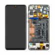 02352PJM - ORYGINALNY Wyświetlacz LCD + ekran dotykowy+ bateria Huawei P30 Lite New Edition 2020 (32MP kamera) ...