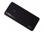 02352RPV - Klapka baterii Huawei P30 Lite - czarna (oryginalna)