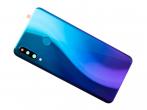 02352RPY - Klapka baterii Huawei P30 Lite - niebieska (oryginalna)