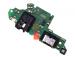 02352RRN - Płytka ze złączem USB Huawei P Smart Z (oryginalna)