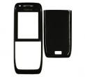 0250268, 9500490 - Kryt (2V1) Nokia E51 - Černá Barva Stalowa (Originální)