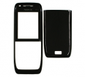 0250268, 9500490 - Obudowa (2w1) Nokia E51 - czarna stalowa (oryginalna)