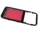 02507G2 - Obudowa przednia Nokia 225/ 225 Dual SIM - czarna (oryginalna)