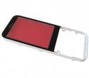 02507G3 - Obudowa przednia Nokia 225/ 225 Dual SIM - biała (oryginalna)