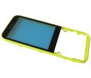 02507G4 - Obudowa przednia Nokia 225/ 225 Dual SIM - żółta (oryginalna)