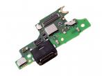 03024AWL - Płytka ze złączem USB i mikrofonem Huawei Nova Dual SIM/ Nova (oryginalna)