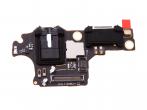 03025DWG, 02351XMT - Płytka ze złączem Type-C Huawei Honor 10 (oryginalna)