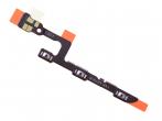 03025HDJ - Oryginalna Taśma przycisków bocznych Huawei P30