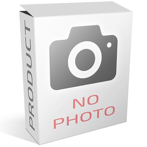 1284-3482 - Zaślepka USB Sony D5803/ D5833 Xperia Z3 Compact - pomarańczowa (oryginalna)