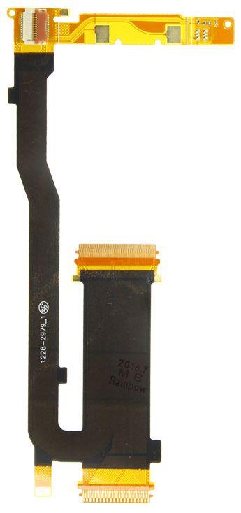 Slider + flex Sony Ericsson J20i Hazel disassembly