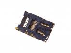 1288-5918 - Czytnik karty microSD i nanoSIM Sony E6603/ E6653 Xperia Z5/ E6853 Xperia Z5 Premium/ E6553 Xperia Z...