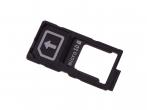 1289-8142 - Szufladka karty Sony E6603/ 6653 Xperia Z5/ E6853 Xperia Z5 Premium/ E6553 Xperia Z3+ (oryginalna)