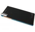 1294-1836 - Obudowa przednia z ekranem dotykowym i wyświetlaczem LCD Sony E6533 Xperia Z3+ Dual SIM - copper (or...