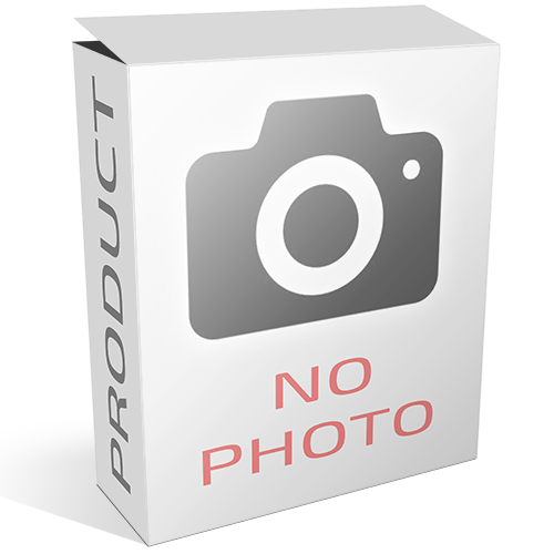1296-6444 - Zaślepka karty Sony E6833, E6883 Xperia Z5 Premium Dual - chrome (oryginalna)
