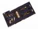 1299-2861 - Czytnik SIM 3w2 Sony F8131 Xperia X Performance/ F8132 Xperia X Performance Dual/ F8331 Xperia XZ/ F8332 Xperia XZ Dual SIM/ H8324 Xperia XZ2 Compact (oryginalny)