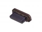 1299-7870 - Przycisk kamery Sony F5121 Xperia X/ F5122 Xperia X Dual - czarny (oryginalny)