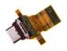 1305-6132 - Taśma ze złączem USB Sony G8141 Xperia XZ Premium/ G8142 Xperia XZ Premium Dual SIM (oryginalna)
