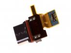 1306-1560, U50041271 - Złącze USB Sony F5321 Xperia X Compact (oryginalne)