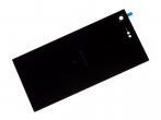 1306-7154 - Klapka baterii Sony G8141 Xperia XZ Premium/ G8142 Xperia XZ Premium Dual SIM - czarna (oryginalna)