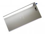 1306-7162 - Klapka baterii Sony G8141 Xperia XZ Premium/ G8142 Xperia XZ Premium Dual SIM - chrome (oryginalna)