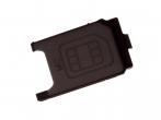 1307-2513 - Szufladka karty Nano SIM Sony G8141 Xperia XZ Premium/ G8142 Xperia XZ Premium Dual SIM/ G8343 Xperi...