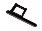 1307-9892 - Szufladka karty Sony G8141 Xperia XZ Premium - czarna (oryginalna)