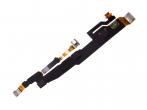 1309-6743, U50053111 - Taśma z mikrofonem Sony H8216, H8276 Xperia XZ2/ H8266, H8296 Xperia XZ2 Dual SIM (oryginalna)