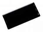 1313-1155, U50052241 - Ekran dotykowy z wyświetlaczem Sony H8216, H8276 Xperia XZ2/ H8266, H8296 Xperia XZ2 Dual SIM - czar...