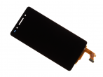 14929 - Wyświetlacz LCD + ekran dotykowy Huawei Honor 7 czarny