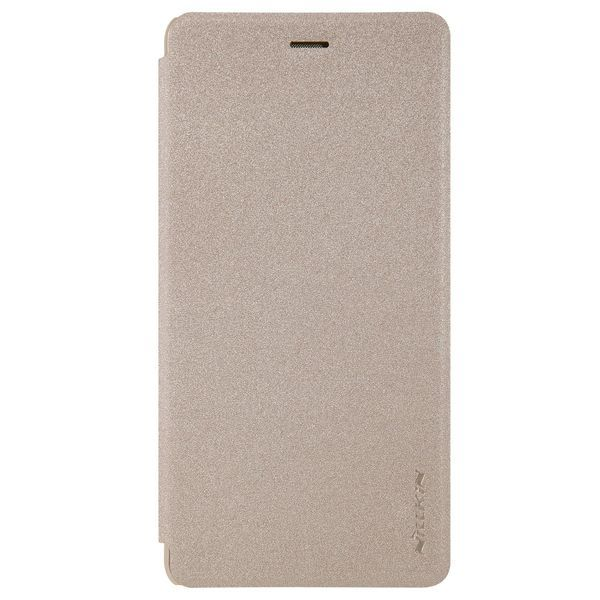 ... 17862 - ASE NILLKIN SPARKLE SONY XPERIA M5 GOLD ...