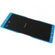 196HLY0000A - Klapka baterii Sony E5603, E5606, E5653 Xperia M5/ E5633, E5643, E5663 Xperia M5 Dual SIM - czarna (...