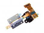 21BY3601U00 - Taśma głośnika ze złączem audio Sony I3113, I3123, I4113, I4193 Xperia 10 (oryginalna)
