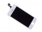 50 - Wyświetlacz LCD z ekranem dotykowym (Tianma) iPhone 5S - biały